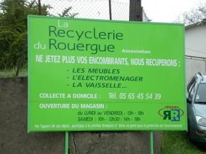 Recyclerie du Rouergue