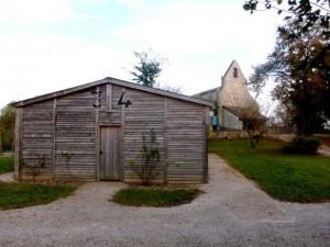 Septfonds baraque église